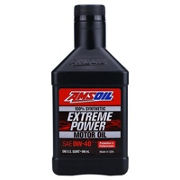 AMSOIL Extreme Power® 0W-40 100% Synthetic Motor Oil 1x QUART (946ml)
