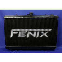 Fenix Radiator ALL ALUMINIUM Black Finish (RACE1070-FA42M-BL)