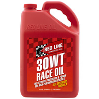 30WT Race Engine Oil 10W/30 - 1 Gallon Bottle (3.785 Litres) (RED10305)