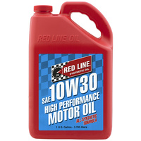 10W30 Motor Oil - 1 Gallon Bottle (3.785 Litres) (RED11305)