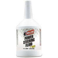 Power Steering Fluid - 1 Quart Bottle (946ml) (RED30404)