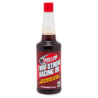 Two-Stroke Racing Oil - 16oz Bottle (473ml) (RED40603)