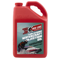 Two-Stroke Watercraft Injection Oil - 1 Gallon Bottle (3.785 Litres) (RED40705)