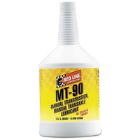 MT-90 75W/90 GL-4 Gear Oil - 1 Quart Bottle (946ml) (RED50304)