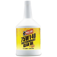 75W/140 GL-5 Gear Oil - 1 Quart Bottle (946ml) (RED57914)