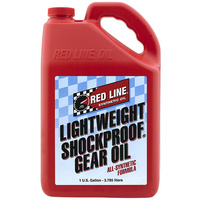 Lightweight ShockProof Gear Oil - 1 Gallon Bottle (3.785 Litres) (RED58405)