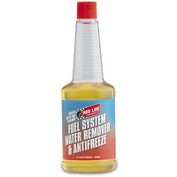 Fuel System Water Remover & Antifreeze - 12oz Bottle (RED60302)