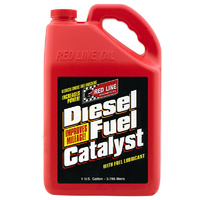 Diesel Fuel Catalyst Additive - 1 Gallon Bottle (3.785 Litres) (RED70105)