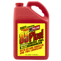 85 Plus Diesel Additive - 1 Gallon Bottle (3.785 Litres) (RED70805)