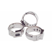Crimp Type Hose Clamps (5pk) AN-5