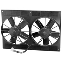 "11"" Dual Electric Thermo Fans (SPEF4028)"