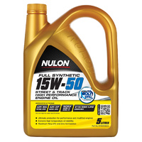 Full Synthetic 15W-50 Street and Track Engine Oil - 5L