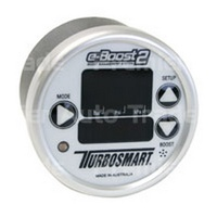 E-Boost 2 Controller - 60 PSI, 60mm, White Face With Silver Beze (TS-0301-1001)