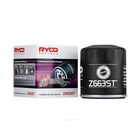 Syntec Oil Filter (Z663ST)