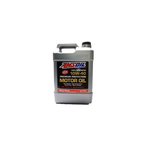 AMSOIL Premium Protection Motor Oil 10W-40