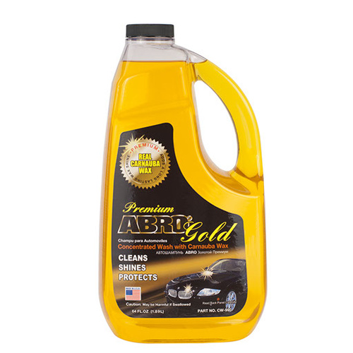Premium Gold Car Wash With Wax